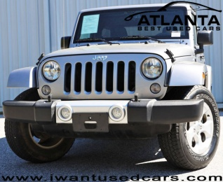 Used Jeep Wranglers for Sale in Atlanta, GA   TrueCar