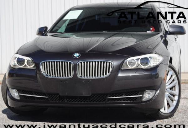 2011 BMW 5 Series in Norcross, GA