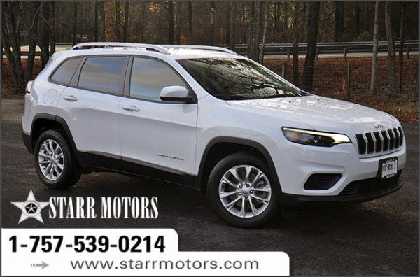 2020 Jeep Cherokee in Suffolk, VA