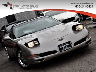 Used Chevrolet Corvettes for Sale in Chicago, IL | TrueCar