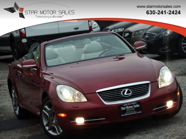 2007 Lexus SC 430 Base
