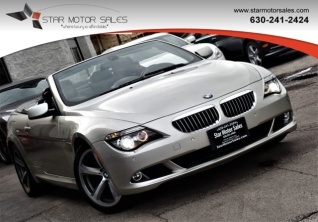 2008 Bmw 6 Series 650i Convertible For In Downers Grove Il