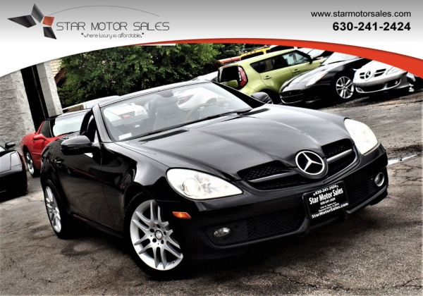 2009 Mercedes-Benz SLK in Downers Grove, IL