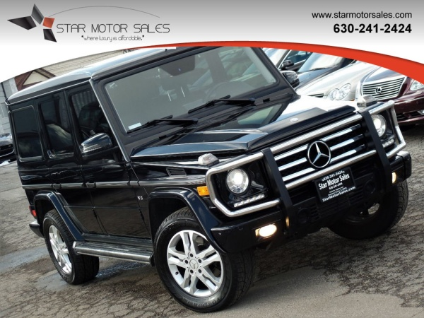 2013 Mercedes-Benz G-Class in Downers Grove, IL
