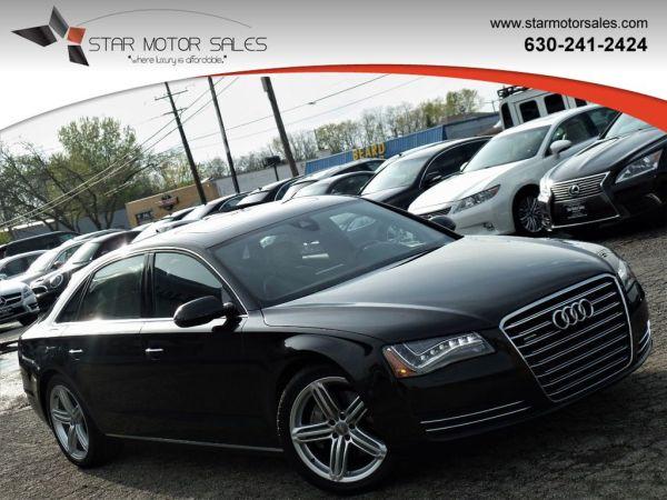 2013 Audi A8 in Downers Grove, IL