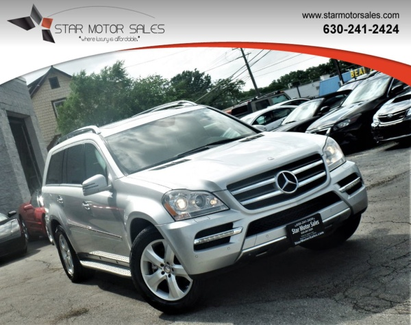 2012 Mercedes-Benz GL in Downers Grove, IL