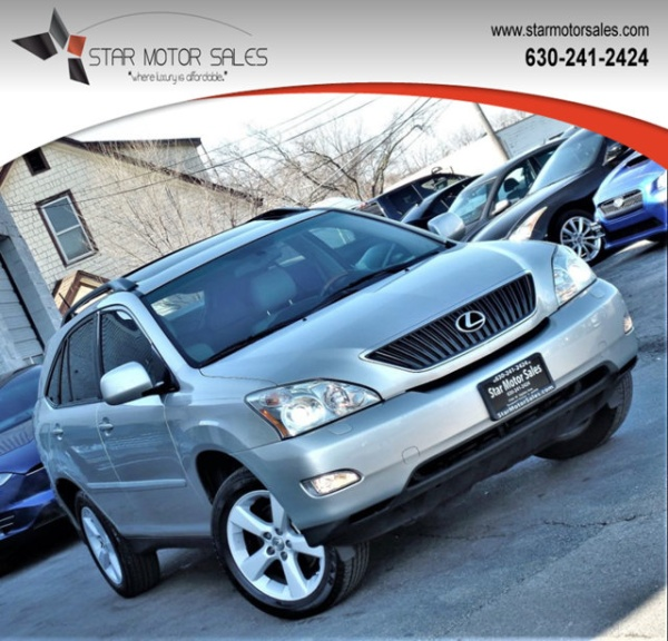 2007 Lexus RX RX 350 AWD For Sale In Downers Grove, IL