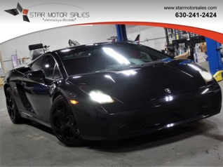 Used 2004 Lamborghini Gallardo Coupe For Sale In Downers Grove, IL