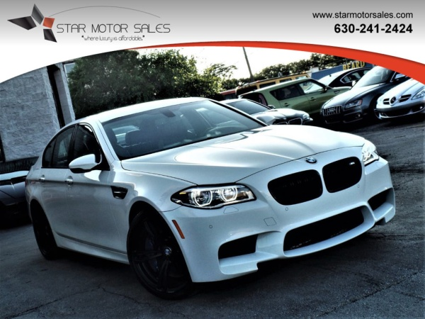 2015 BMW M5 Base