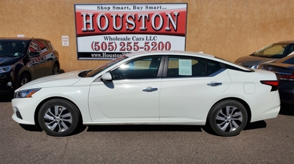 2019 Nissan Altima in Albuquerque, NM