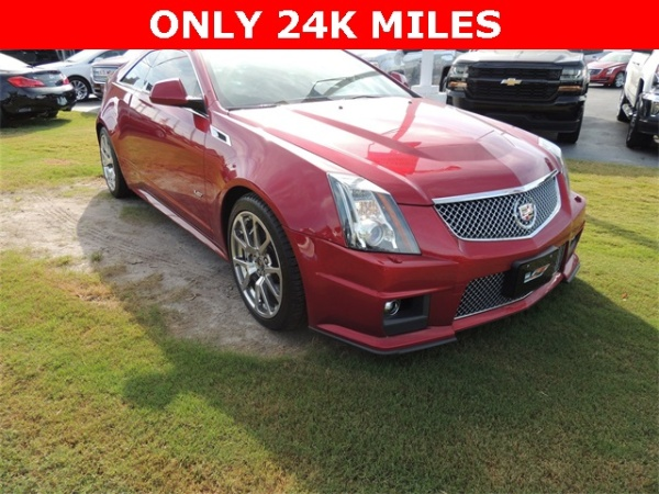 2012 Cadillac CTS-V in Greenville, NC