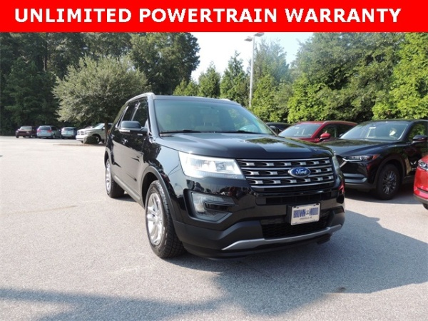 2016 Ford Explorer in Greenville, NC