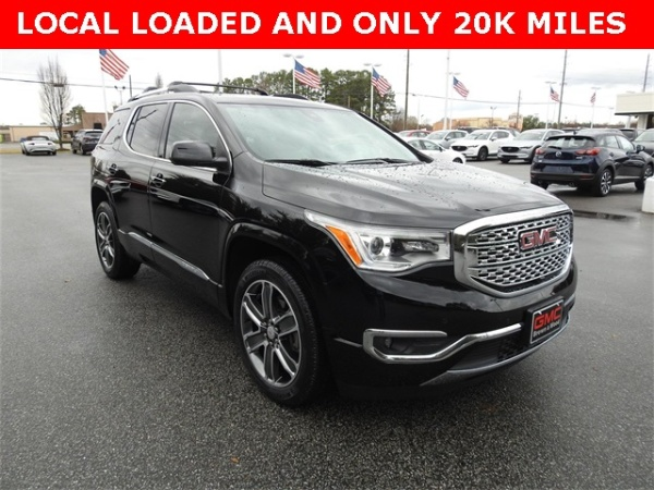 2018 GMC Acadia in Greenville, NC