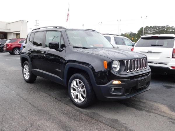 2016 Jeep Renegade in Suffolk, VA