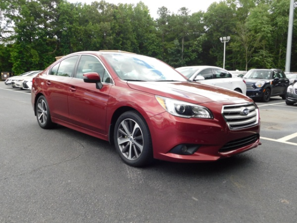 2017 Subaru Legacy in Suffolk, VA
