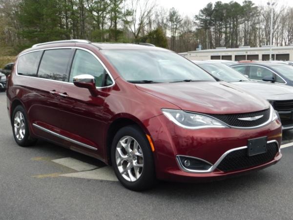 2017 Chrysler Pacifica in Suffolk, VA