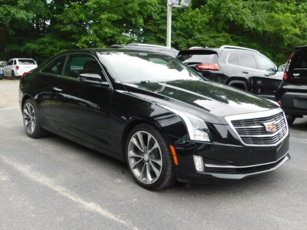 2016 Cadillac ATS in Suffolk, VA
