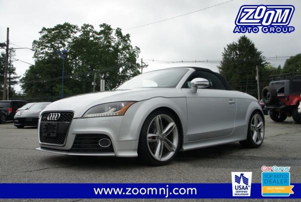 2009 Audi TTS 2.0T quattro