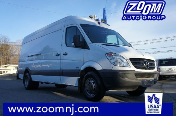 a253f8044279a5 2010 Mercedes-Benz Sprinter Cargo Van 3500 High Roof LWB For Sale in ...