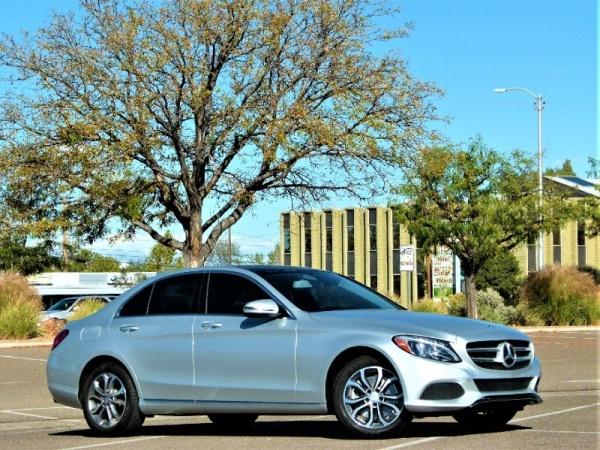 2016 Mercedes-Benz C-Class in Albuquerque, NM