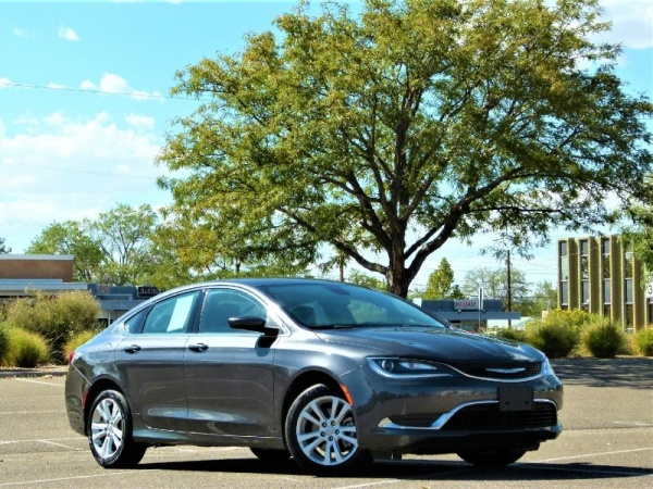 2016 Chrysler 200 in Albuquerque, NM