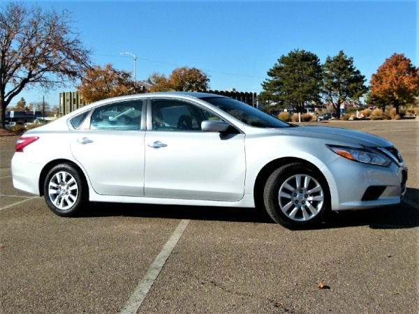 2016 Nissan Altima in Albuquerque, NM