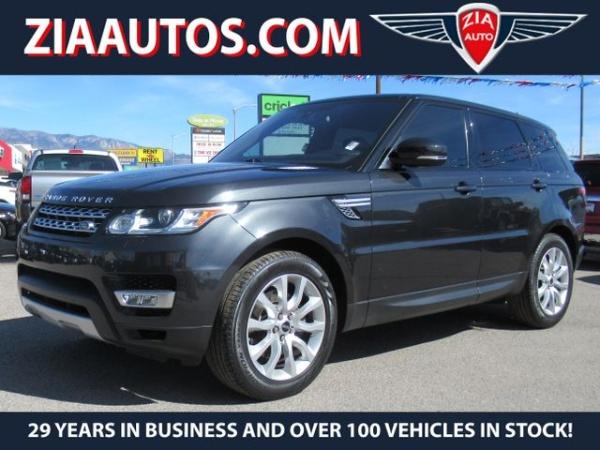2015 Land Rover Range Rover Sport in Albuquerque, NM