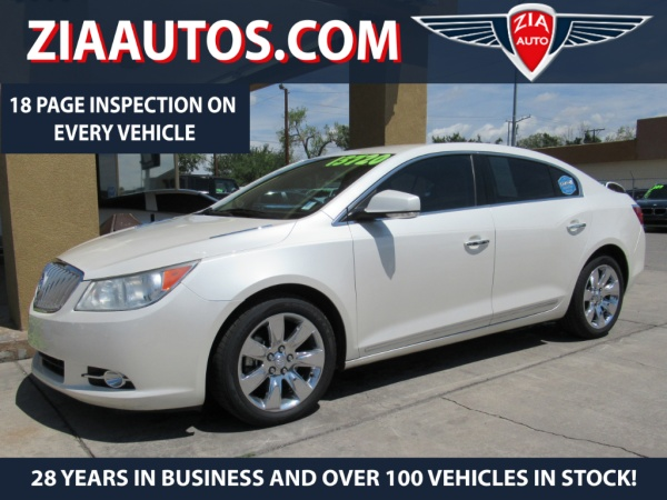 2011 Buick LaCrosse in Albuquerque, NM