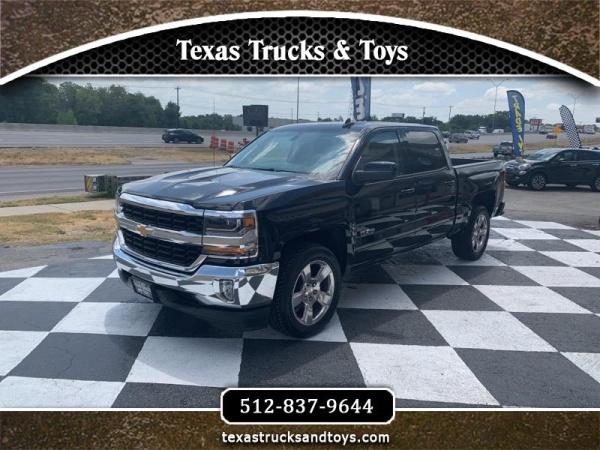 2017 Chevrolet Silverado 1500 in Austin, TX