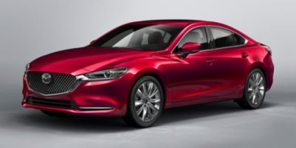 2019 Mazda Mazda6 Unknown