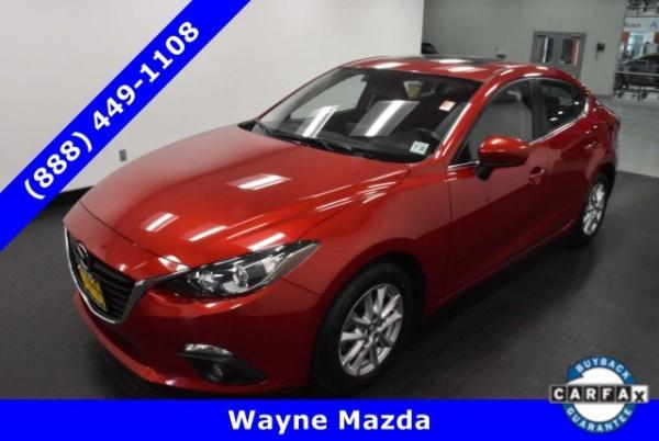 2016 Mazda Mazda3 in Wayne, NJ
