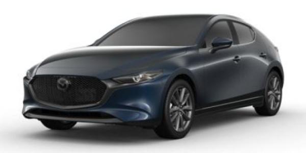 2019 Mazda Mazda3 5-Door Automatic AWD