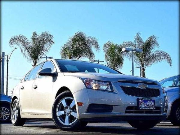 2013 Chevrolet Cruze in El Cajon, CA