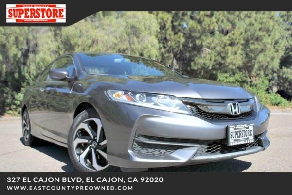 2017 Honda Accord in El Cajon, CA