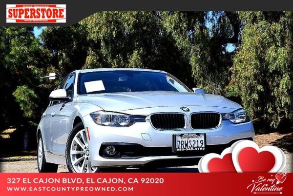 2016 BMW 3 Series in El Cajon, CA