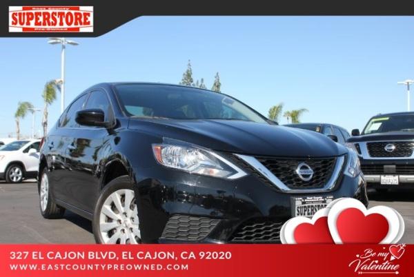 2017 Nissan Sentra in El Cajon, CA