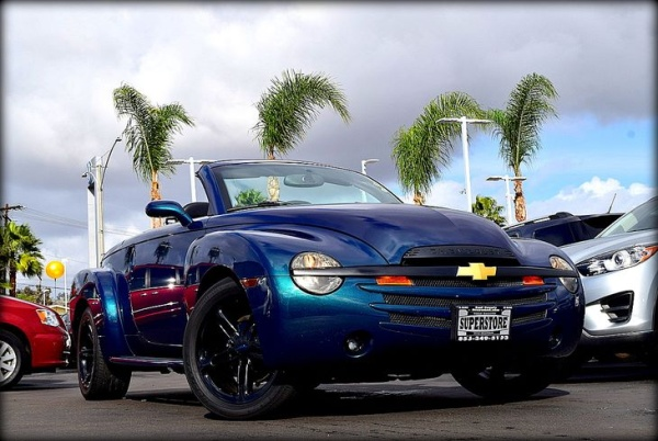 2006 Chevrolet Ssr For Sale 21 Cars From 21 320 Iseecars Com