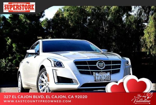 2014 Cadillac CTS in El Cajon, CA