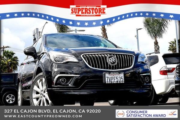 2016 Buick Envision in El Cajon, CA