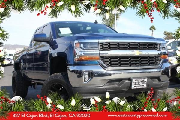 2018 Chevrolet Silverado 1500 in El Cajon, CA