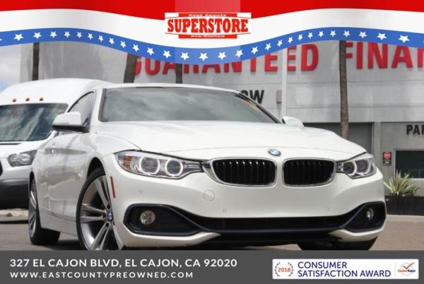 2017 BMW 4 Series in El Cajon, CA