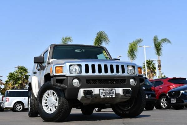 2009 HUMMER H3 SUV Luxury