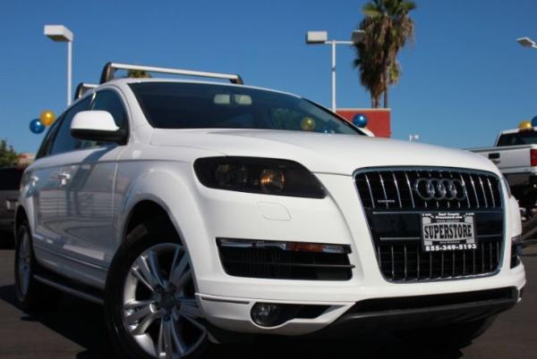 2011 Audi Q7 3.0 quattro TDI Premium