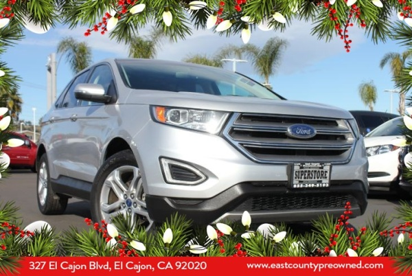 2018 Ford Edge in El Cajon, CA