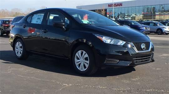 2021 Nissan Versa