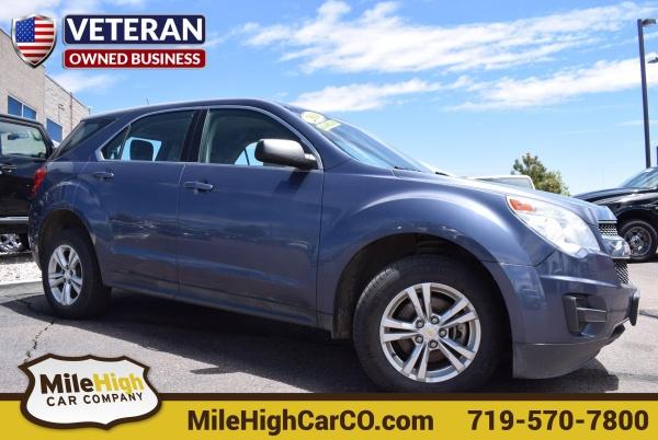 2014 Chevrolet Equinox in Colorado Springs, CO