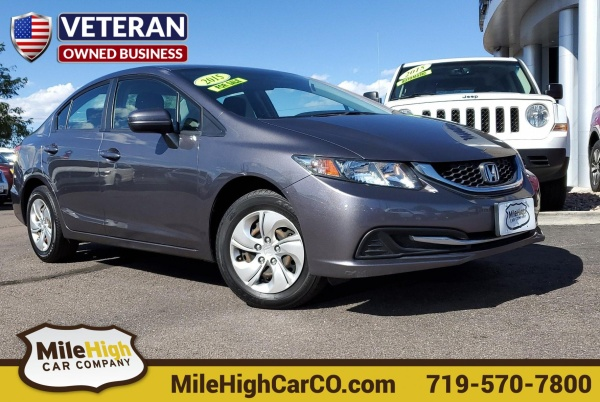 2015 Honda Civic in Colorado Springs, CO