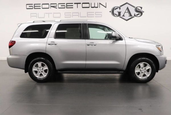 2018 Toyota Sequoia in Georgetown, SC
