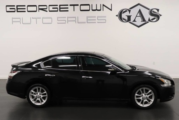 2012 Nissan Maxima in Georgetown, SC
