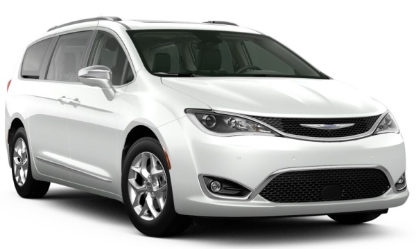 2020 Chrysler Pacifica in Yonkers, NY